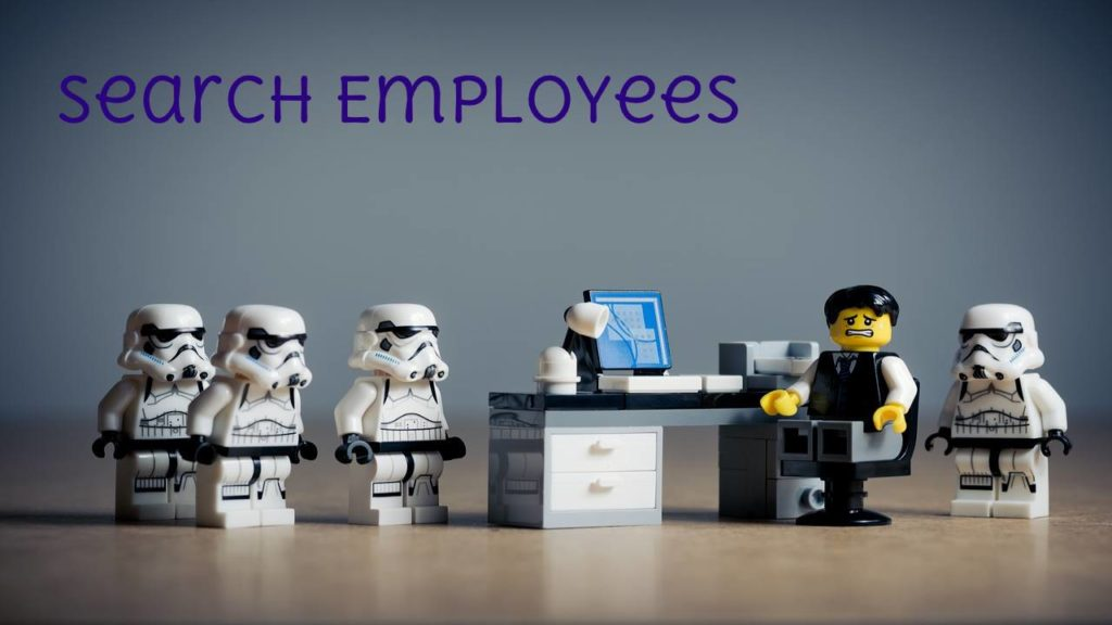 Where to look for employees