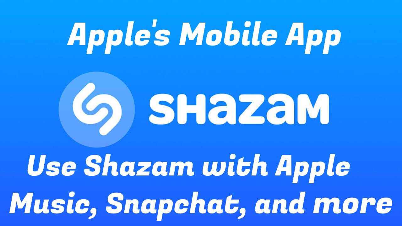 Use Shazam with Apple Music, Snapchat, and more