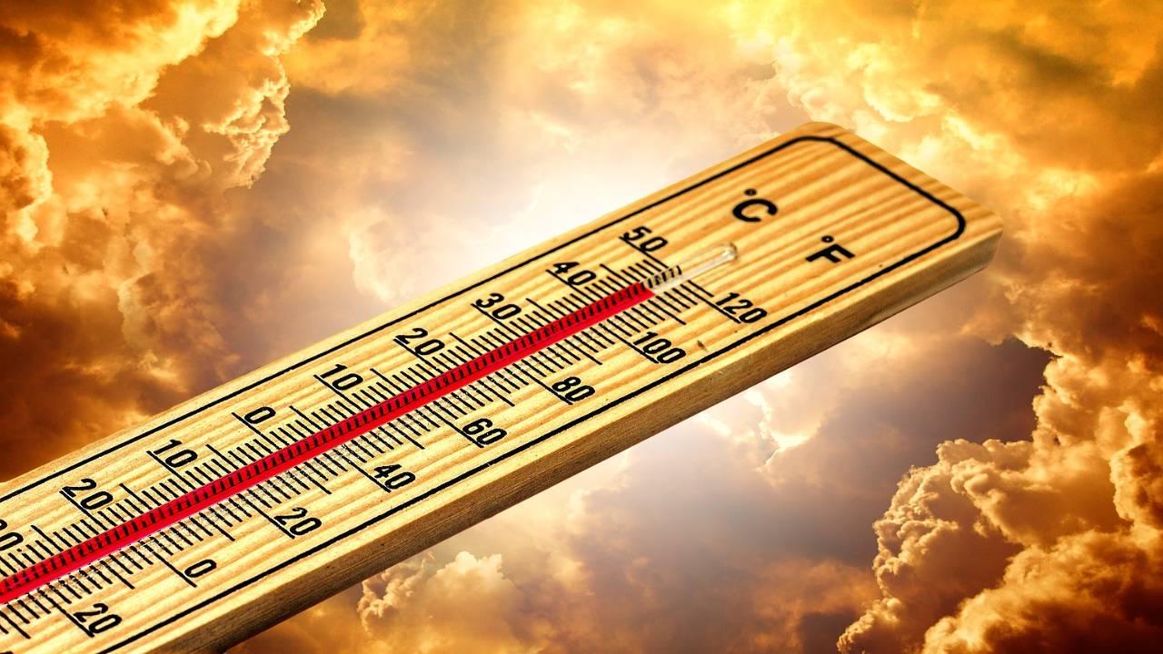 Avoid heat sources