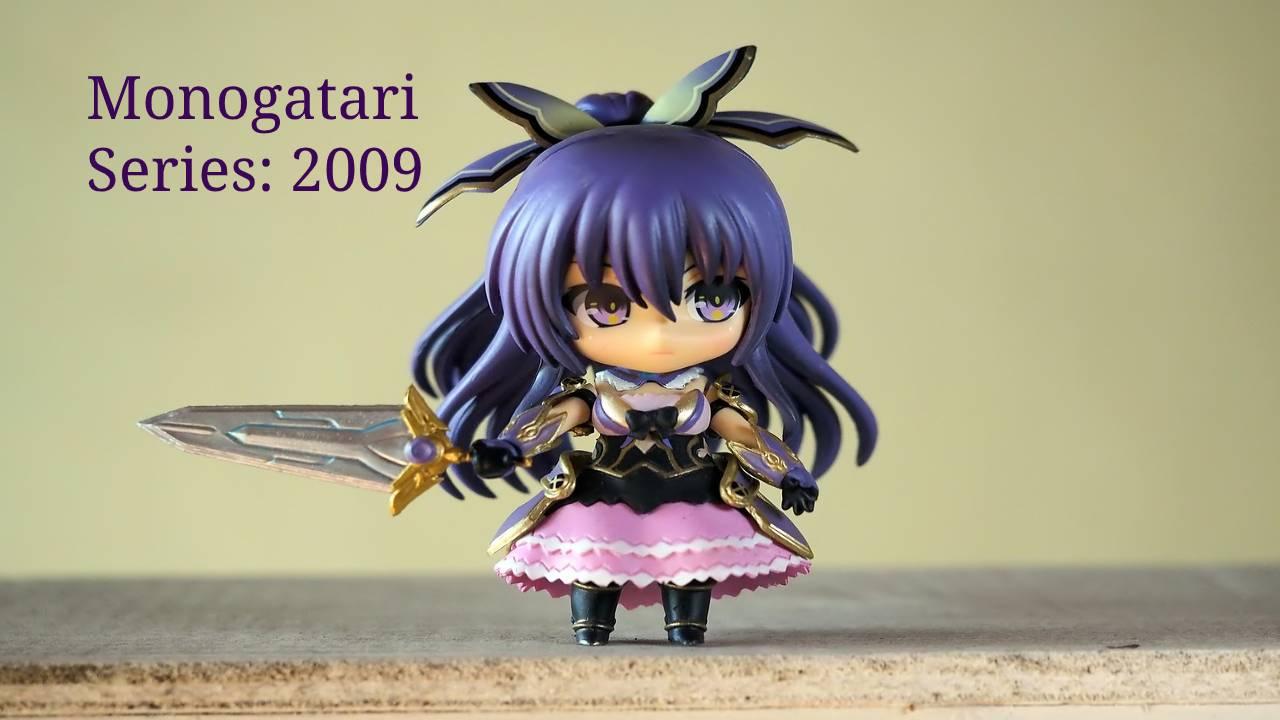 Monogatari Series: 2009