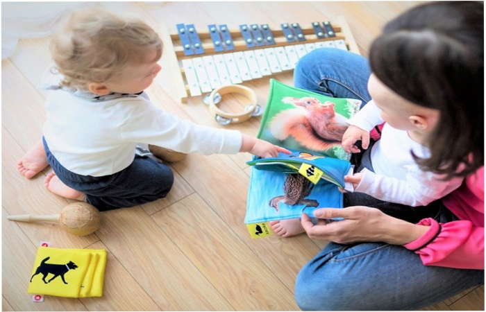 Types of Play that Encourage Learning in Preschoolers
